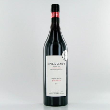Pinot Noir Grande Réserve 2014